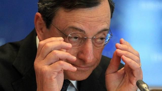 EZB-Chef MMario Draghi (Archiv)
