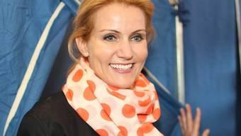 Die Sozialdemokratin Helle Thorning-Schmidt liegt bei den Wahlen in Dänemark klar vorne