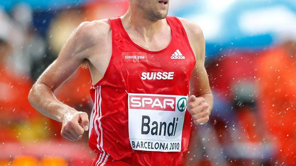 Der frühere Langstreckenläufer Philipp Bandi wird ab Januar 2019 Leistungssportchef bei Swiss Athletics