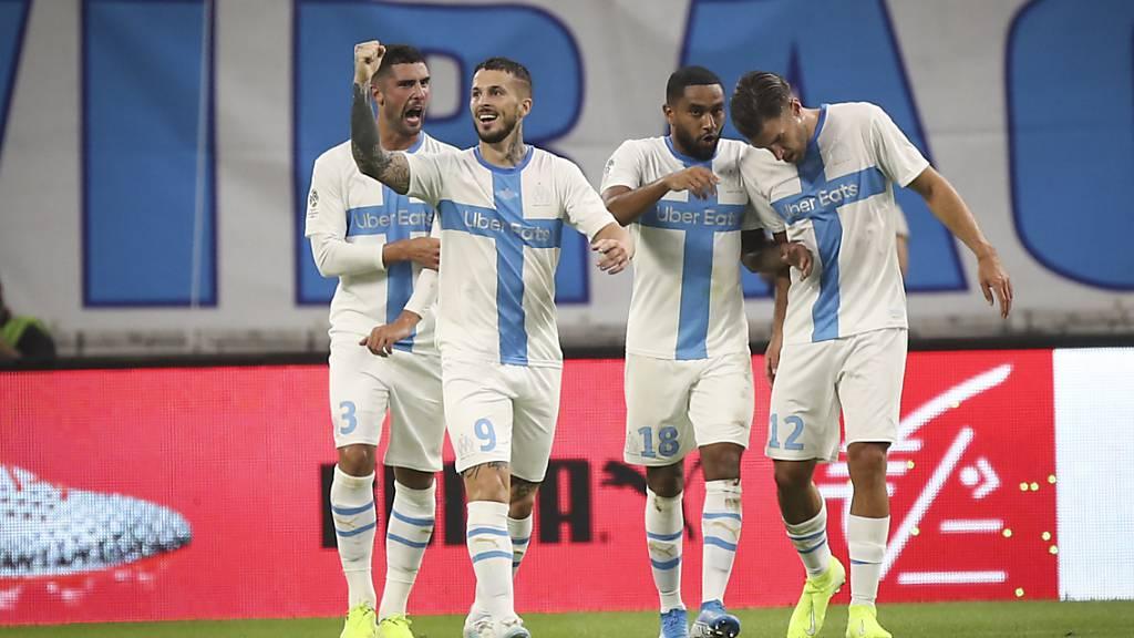 Marseille schlägt Saint-Etienne - wie üblich