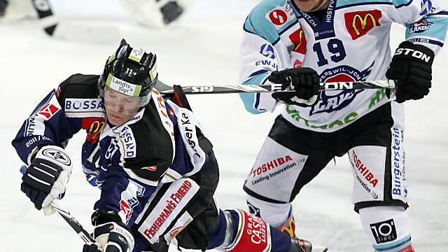 Der Finne Esa Pirnes traf gegen Rapperswil erneut