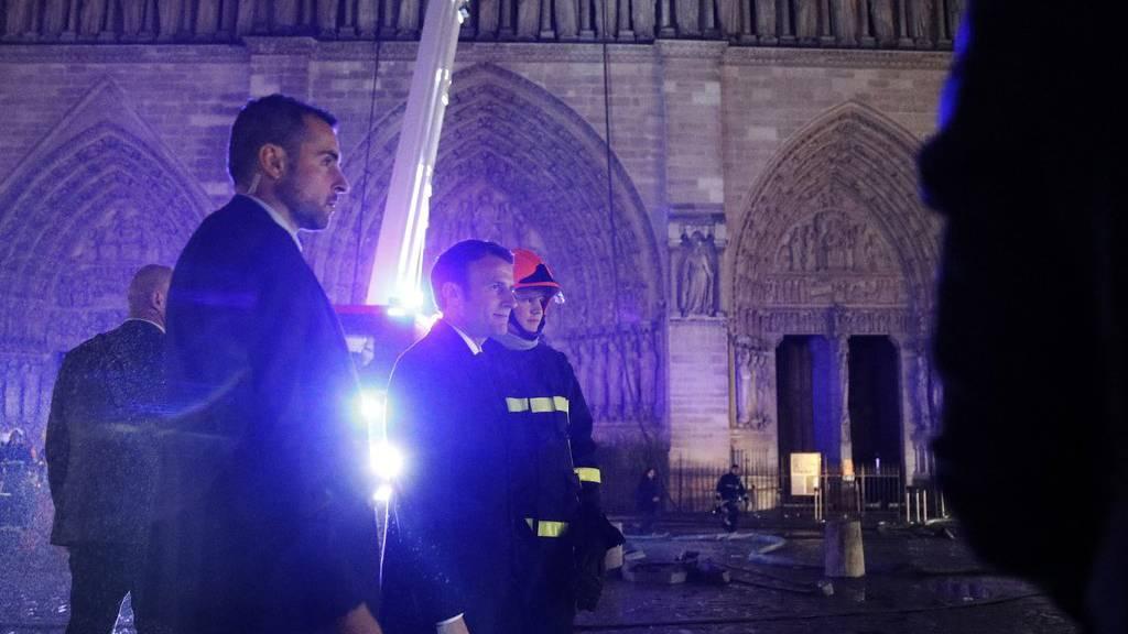 So trauert die Welt um Notre-Dame