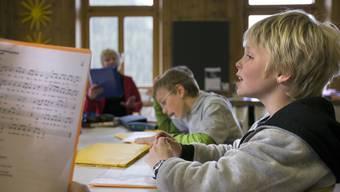 Bereits ab der 2. Klasse müssen die Kinder die «Mini-Chile» besuchen.