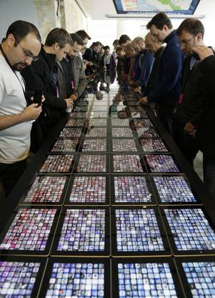 Die neuen Apps auf den Apple-Tablets