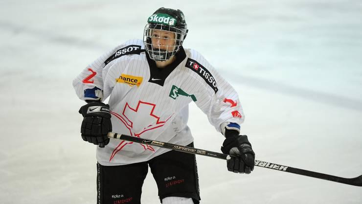 Die Schweizerinnen mit Katrin Nabholz (l.) wollen sich gegen die Grossen auflehnen.