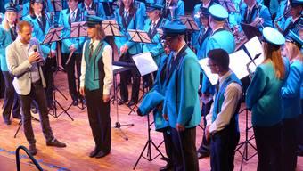 So möchte die MG Concordia Wegenstetten auch am eidgenössischen Musikfest in Montreux ein gutes Bild abgeben.
