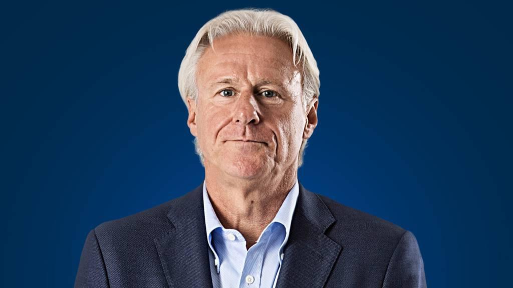 Das ist Tennis-Star und «Team Europe»-Captain Björn Borg!