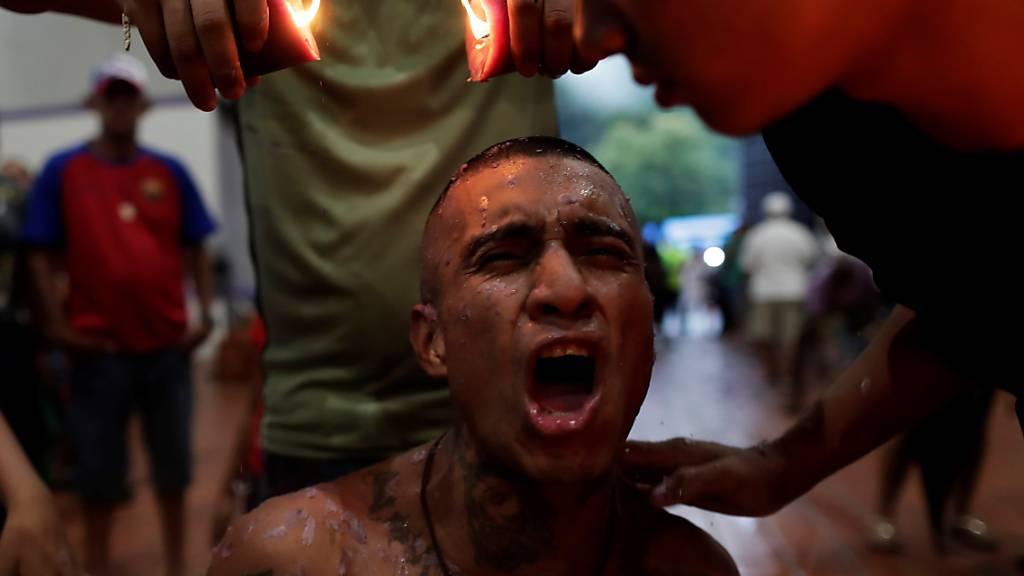 In Panama sind bei einem religiösen Ritual in einer Kirche sechs Menschen gestorben. (Symbolbild)