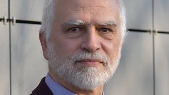 Olivier Glardon, Lehrbeauftragter der Vetsuisse-Fakultät.