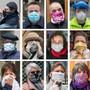 Atemschutzmasken sind zum Sinnbild der globalen Angst geworden.