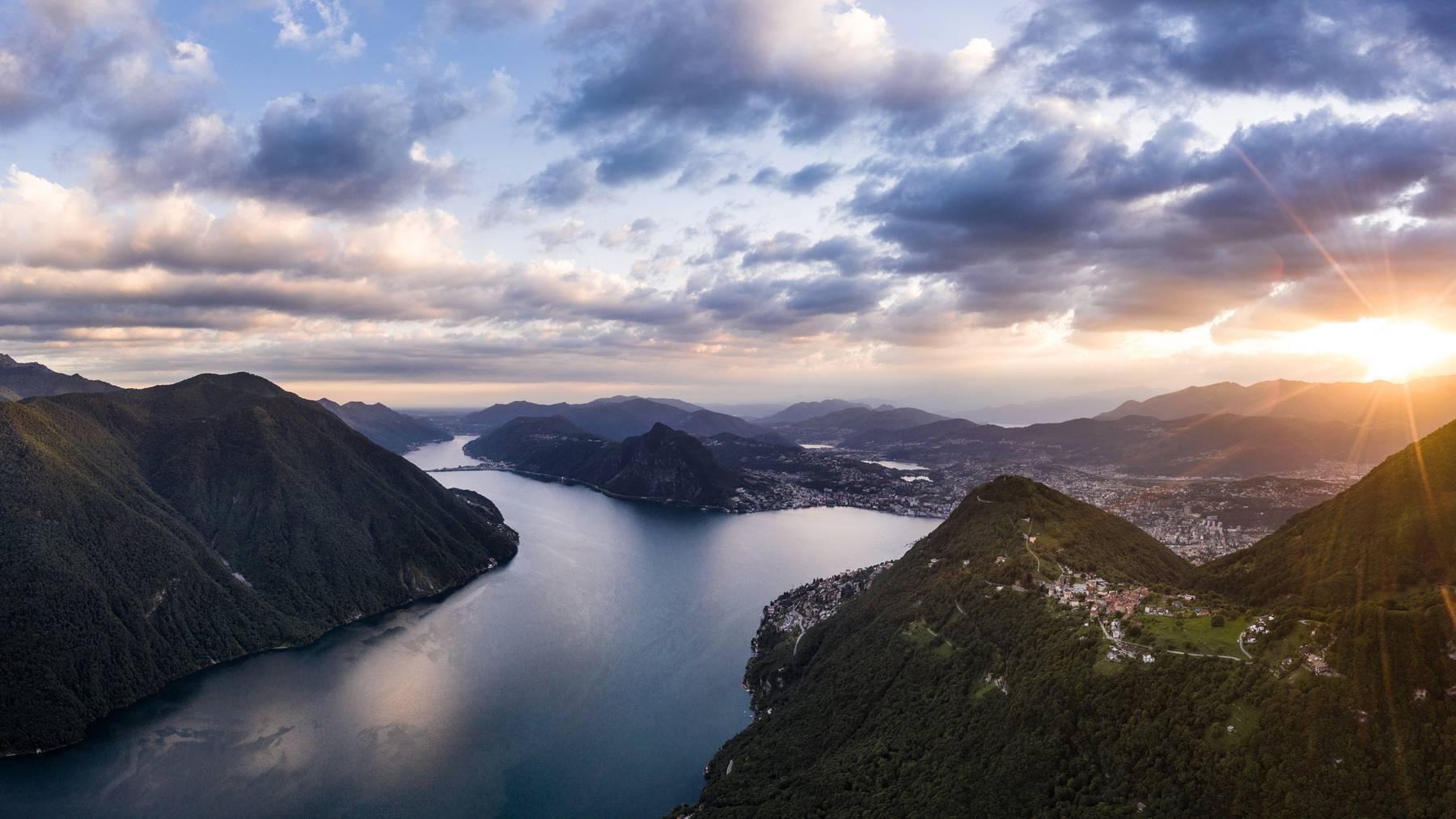 Lago Maggiore im Tessin
