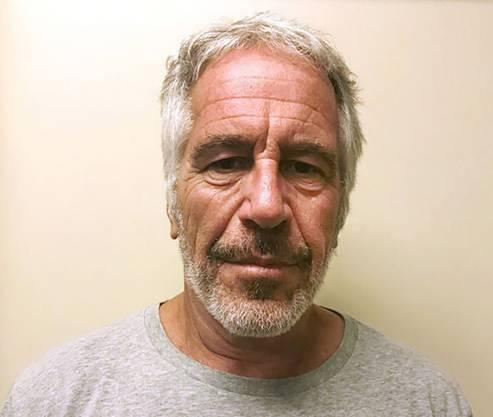 Der verstorbene Jeffrey Epstein.