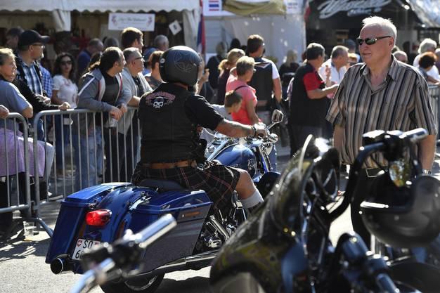 Harley-Treff HESO 2018 mit über 750 Maschinen