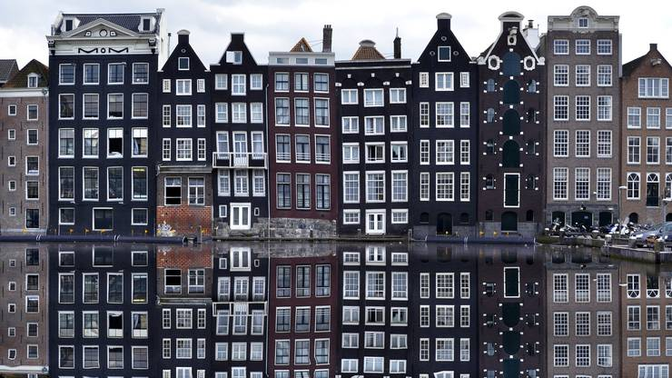 Platz 8: Amsterdam