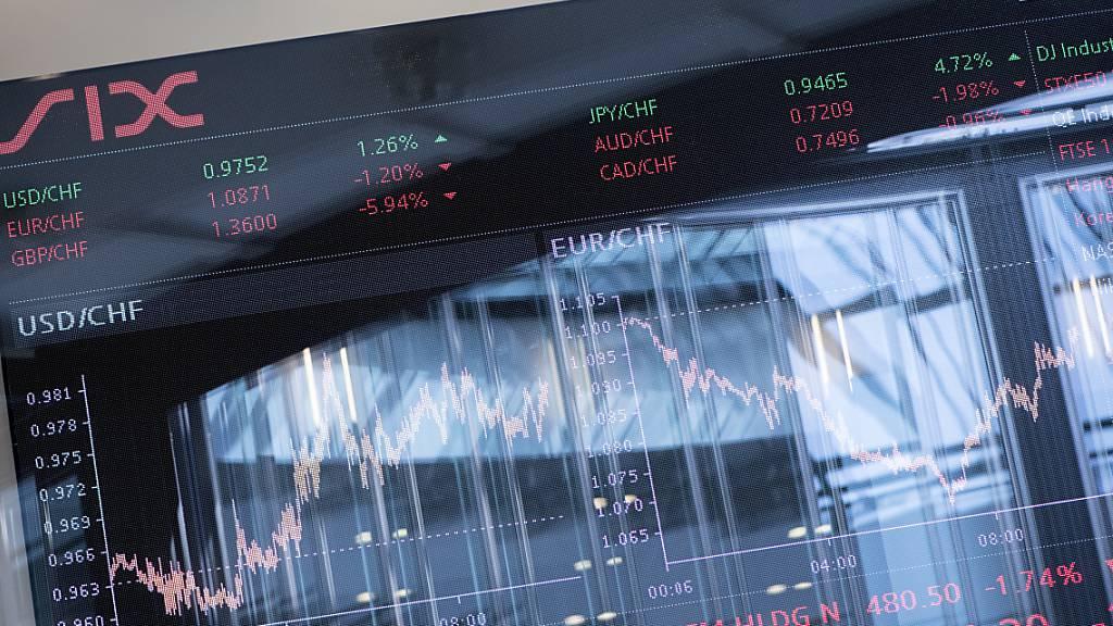 Coronavirus schickt Börsen erneut auf Talfahrt