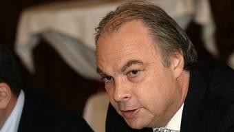 Trotz Widerstand ins ZKB-Präsidium gewählt: SVP-Politiker Roger Liebi. (Archiv)