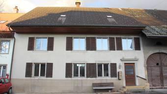 Im Oberdorf 5 in Bözen ziehen nächstes Jahr sieben Asylsuchende ein.