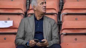 Fussball-Nationaltrainer Vladimir Petkovic freut sich auf Herbst-Länderspiele gegen hochkarätige Gegner