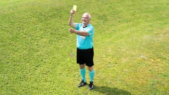 Der FC Dietikon sucht dringend Schiedsrichter. (Symbolbild)