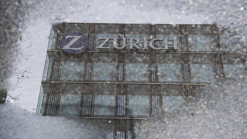 Gewinn der Zurich Versicherung von Corona und Katastrophen geschmälert (Archivbild)