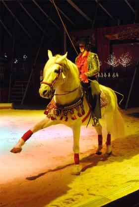 Besser bekannt als Gasser-Olympia. Der Zirkus ist aus der Gasser-Dynastie hervorgegangen, zu der neben dem Royal und Conelli auch noch der Circus Starlight gehört. Auch Gasser-Olympia setzt aufs Adventsgeschäft. Mit Vorstellungen und Diners ab dem 15. November in Aesch BL und ab dem 16. Dezember in Solothurn.
