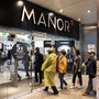 Manor verlaesst den Standort Ende Januar 2020.