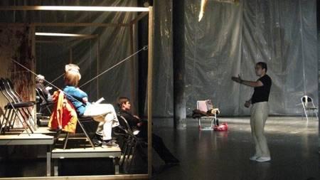 Theaterstück «Wer hat Angst vor Sokrates?»