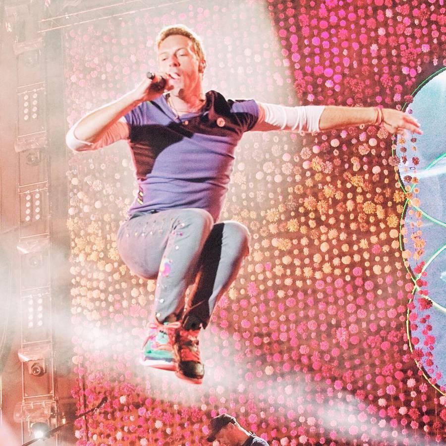 Coldplay (© instagram/coldplay)