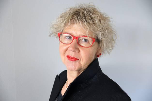 ...Ursula Pfister und...