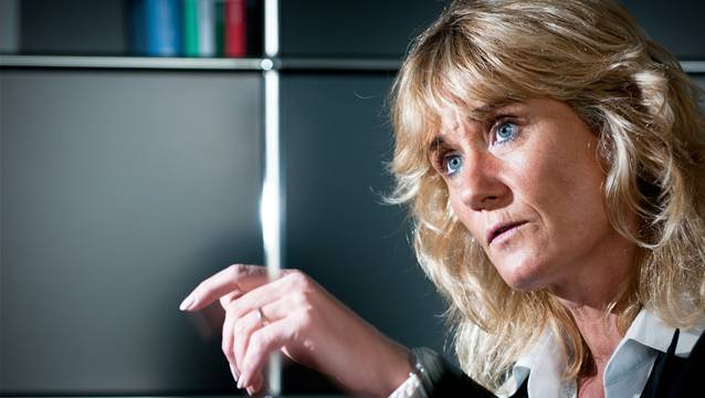 Gemeindeammann Susanne Schläpfer muss nochmals über die Bücher.