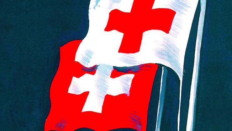Am Geburtstag von Henry Dunant feiern wir den Weltrotkreuztag und danken allen Freiwilligen. © SRK, Hans Beutler