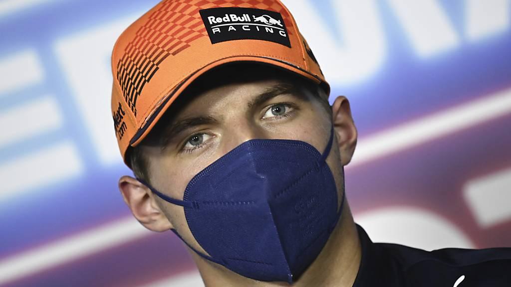 WM-Leader Max Verstappen will auch im Heimrennen seines Red-Bull-Teams wieder fleissig punkten