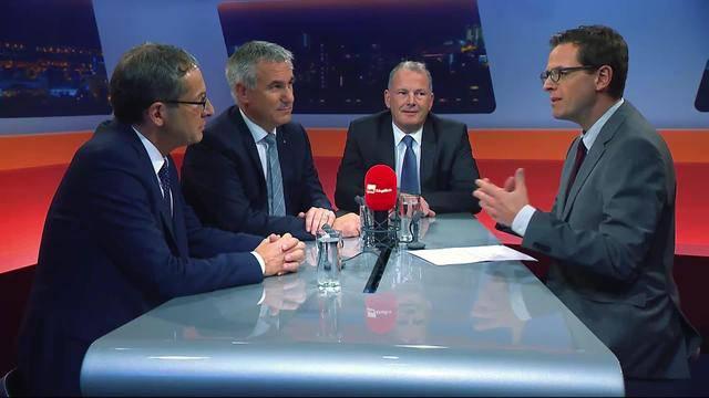 Sehen Sie hier die ganze Sendung «TalkTäglich» zum Aargauer Regierungsratswahlkampf