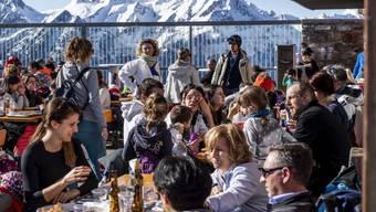 Der grösste Teil der Standortförderung des Bundes fliesst an Schweiz Tourismus. (Archivbild)