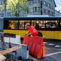 Werden Kantonsstrassen gebaut, dann sollen die Städte Zürich und Winterthur ihre Autonomie behalten.