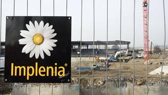 Der Baukonzern Implenia hat in Schweden einen Auftrag gewonnen (Archivbild).