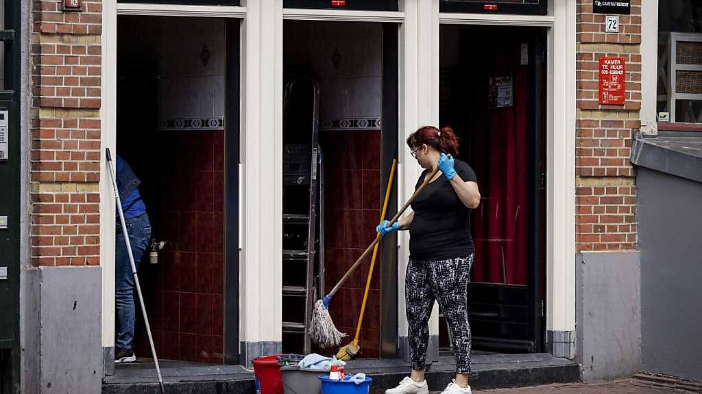 Sport, Sex und Sauna: Viele Lockerungen in Niederlanden