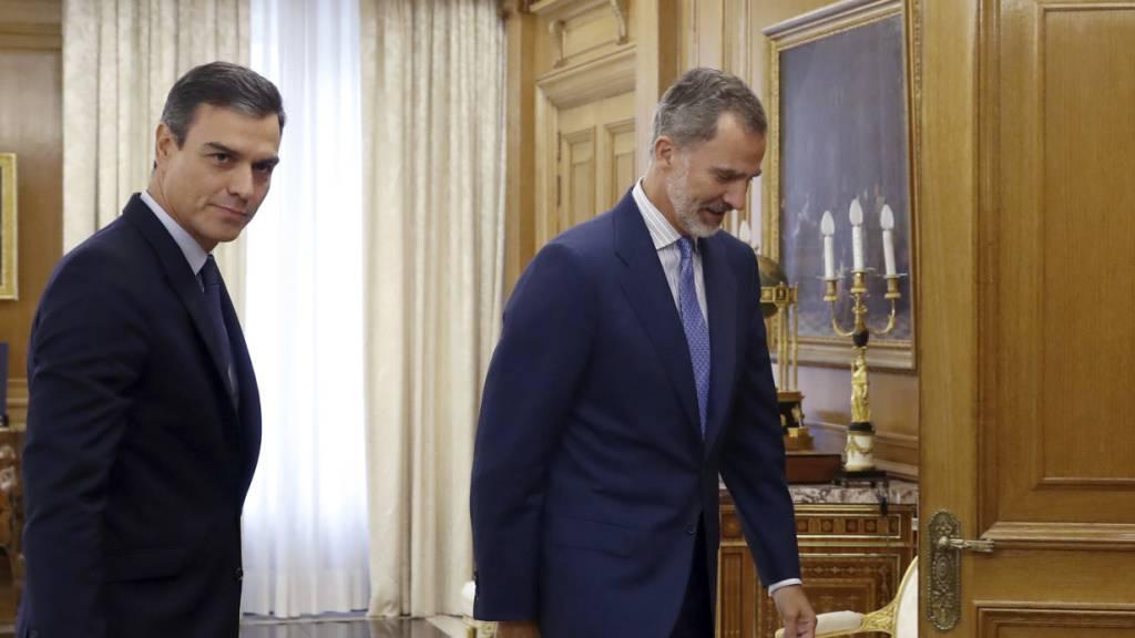 Spaniens König sieht keine Möglichkeit für Regierungsbildung