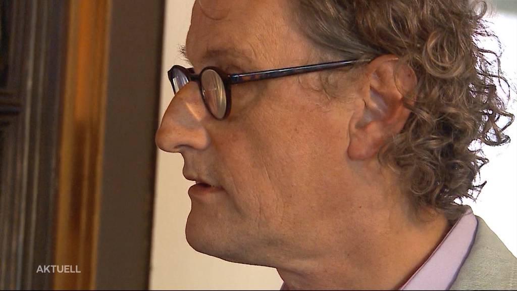 Gibt Geri Müller sein Polit-Comeback?