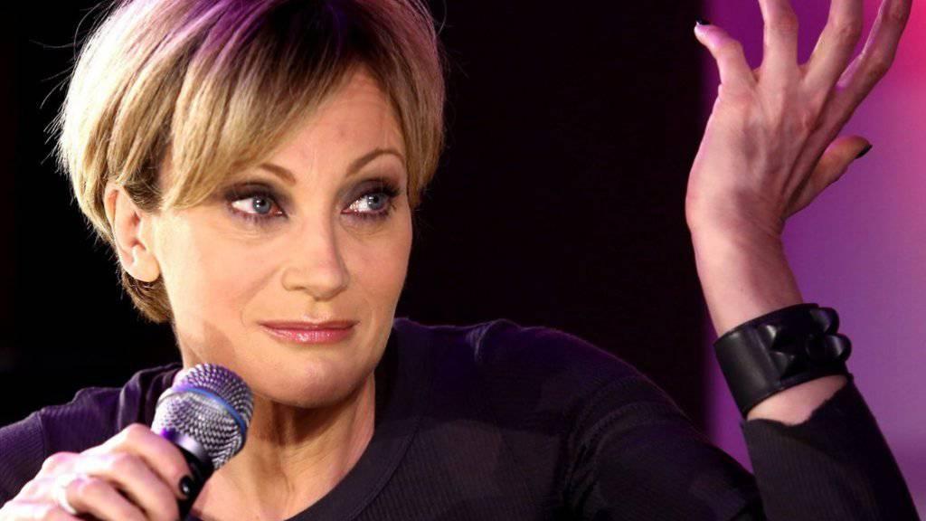 Das Leben aus dem Koffer ist nicht immer einfach, sagt die französische Sängerin Patricia Kaas. (Archivbild)