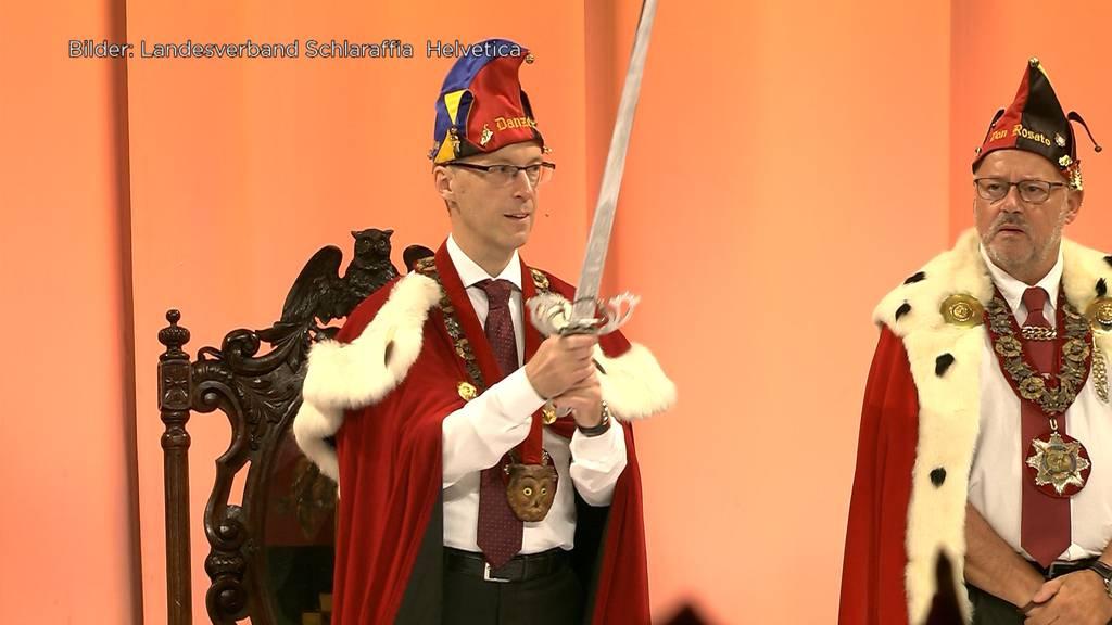 Schlaraffia-Ritter treffen sich in Bern