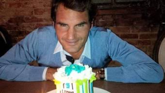 Wieder ist ein Jahr vorbei: Roger Federer wird heute 38.