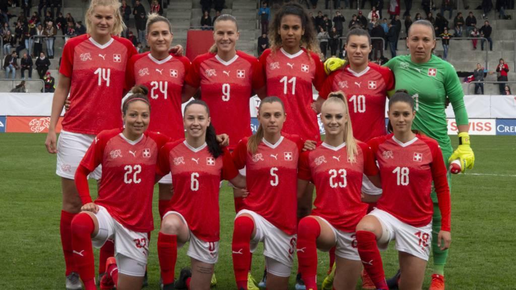 Schweizer EM-Qualifikationsspiele neu angesetzt