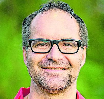 Roger Meier Präsident FC Klingnau.