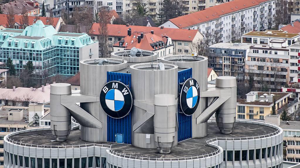 BMW-Absatz bricht um ein Viertel ein - Erholung in Asien. (Archiv)