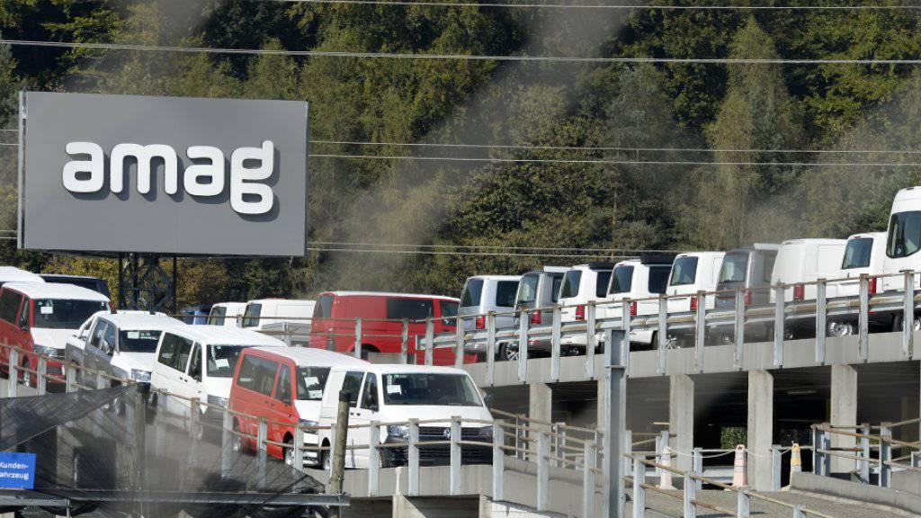 VW-Besitzer zeigen grosses Interesse an der Schadenersatzklage der Konsumentenschützer gegen den Generalimporteur Amag.