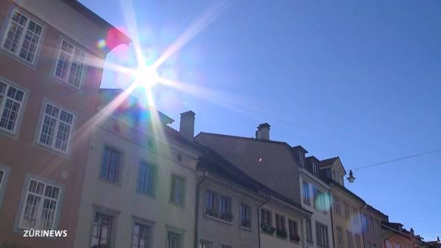Winterthurs Finanzen endlich wieder im Plus