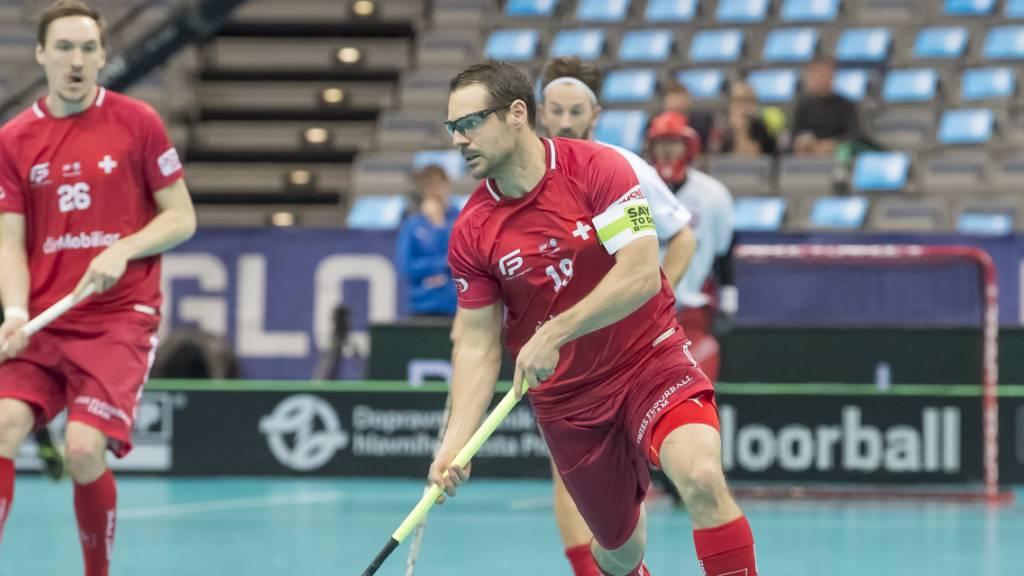 Die Schweizer Unihockey-Lichtgestalt hört auf