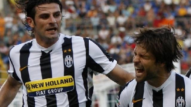 Diego in Turin schon wie zuhause