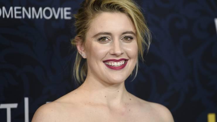 US-Regisseurin Greta Gerwig würde an den diesjährigen Golden Globes nur Frauen auszeichnen.